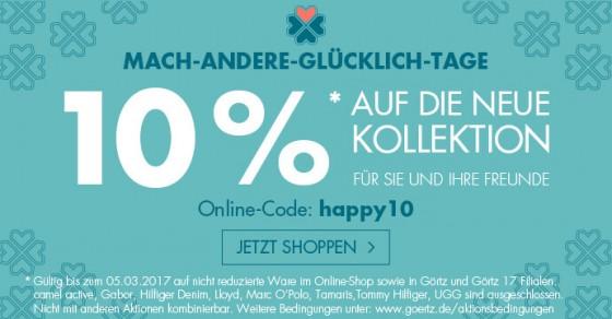cadf9726742691 Schnäppchen-Wochenende  Nur bis Sonntag 10 Prozent Rabatt auf den ...
