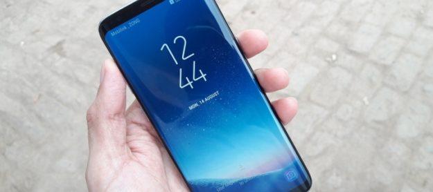 Spitzen Smartphone Samsung Galaxy S8 Nur Heute Im Ebay Wow