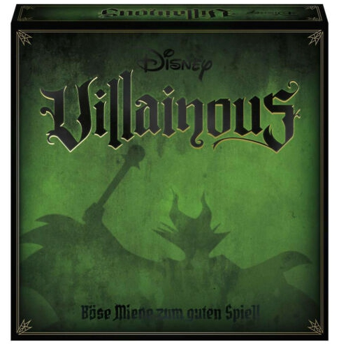 Ravensburger Disney Villainous Brettspiel nur heute im Ebay